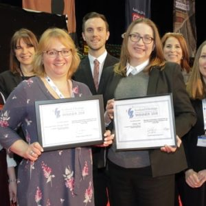 Scotland's Heritage tour operator of the year 2018 awards
