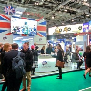 UKinbound at World Travel Market London