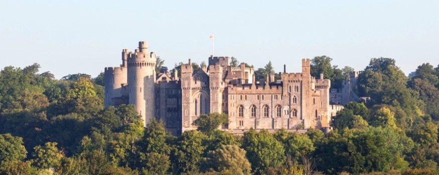 Arundel Castle fam trip
