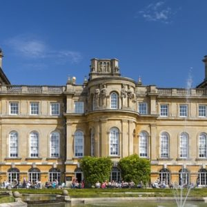 Blenheim Palace multimedia guide launch in 9 languages