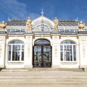 Kew Gardens Temperate House exterior