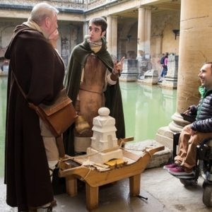 Roman Baths win inclusive tourism award