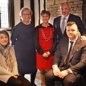 Shakespeare's England appoints Ben Archer as first Destination Management Apprentice