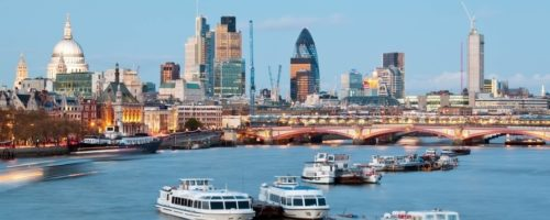 Thames River Service Networking Evening