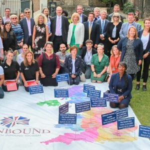 UKinbound photocall Brexit campaign to support UK tourism