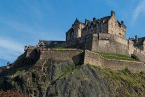 Edinburgh Castle Members Networking Evening