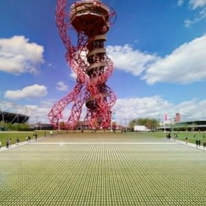 Shrouds of the Somme ArcelorMittal Orbit