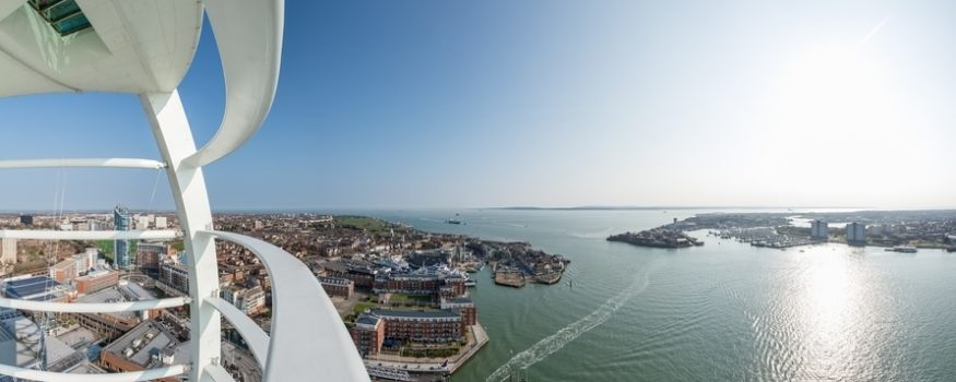 Emirates Spinnaker Tower
