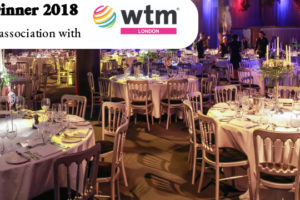 UKinbound WTM Gala Dinner 2018
