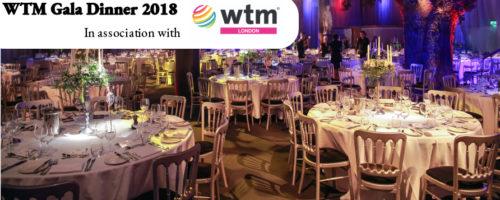 UKinbound WTM Gala Dinner 2018