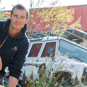 Bear Grylls Adventure opens