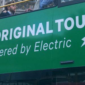 Original Tour Electric Bus