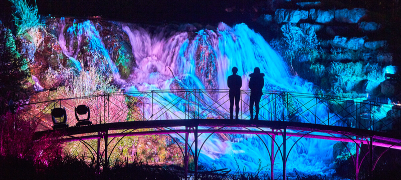 Festive Trails To Light Up Uk Attractions This Christmas