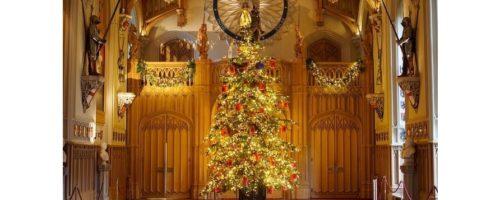 Christmas at Windsor Castle