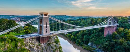 Clifton Bridge Bristol 2019
