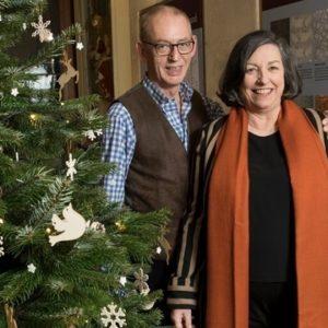 Castle Howard Christmas Tree