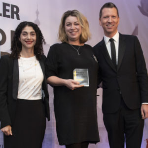 Destination Bristol wins Rising Star award