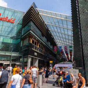 Westfield Stratford City welcomed 50 million visitors