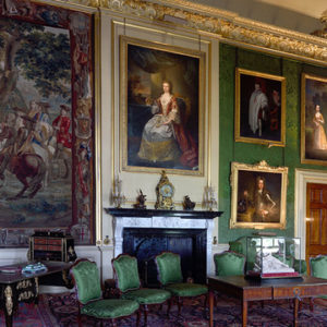 Blenheim Palace Turner Exhibition