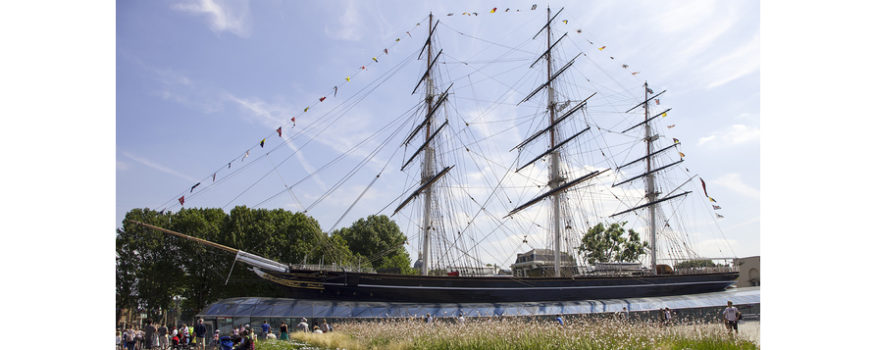 Cutty Sark celebrates 150th anniversary