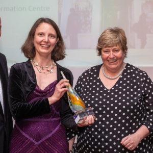 Oxford Visitor Centre wins gold award
