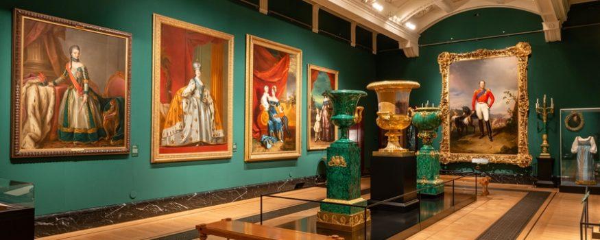Russia Royalty Romanovs exhibition Buckingham Palace
