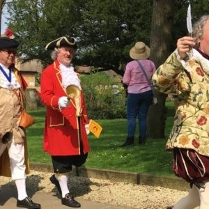 Shakespeare's birthday celebrations 2019