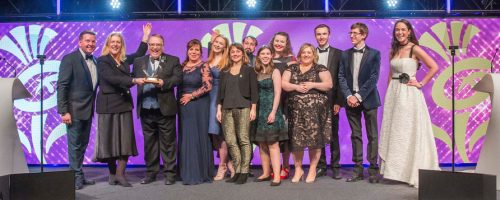 Real Mary King's Close wins Best Heritage Tourism Experience in Scotland