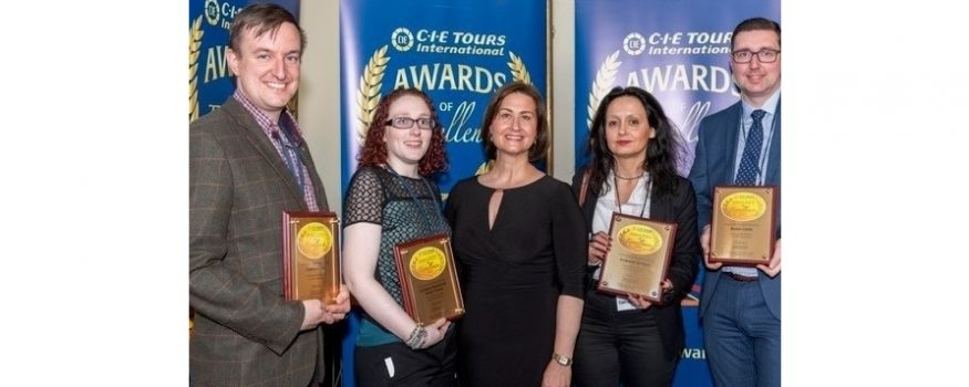 National Trust for Scotland win CIE awards of exellence
