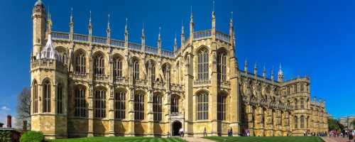 Great West Way Royal Journey itinerary