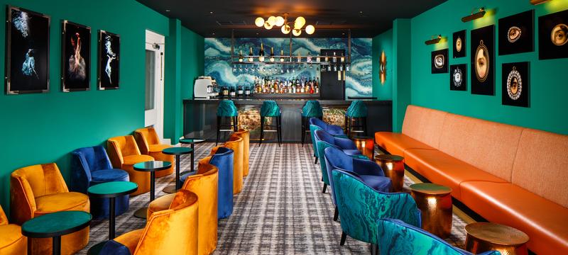 Mercure Brighton Seafront Hotel Bar Restaurant