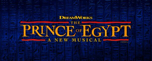 The Prince of Egypt musical