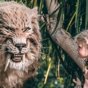 Chester Zoo Predators