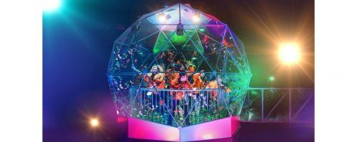 Crystal Maze LIVE Experience Trocadero