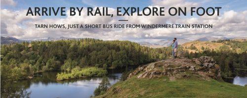 Cumbria Tourism greener travel campaign