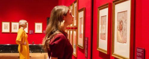 Leonardo da Vinci exhibition Queens Gallery Buckingham Palace