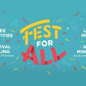London Designer Outlet Fest For All