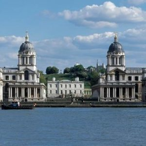 Old Royal Naval College reopens