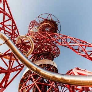 Dine and discover London with ArcelorMittal Orbit and Busaba