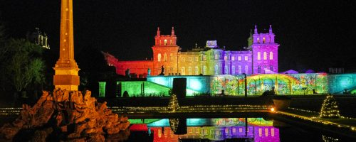 Blenheim Palace Christmas