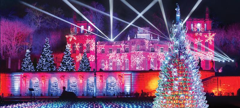 Blenheim Palace Christmas