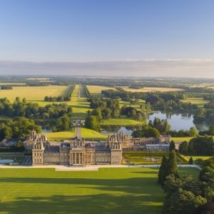 Blenheim Palace's Economic Impact passes £100m Milestone