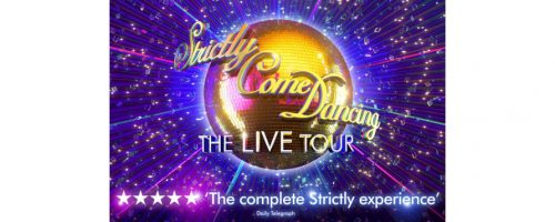 Group tickets on sale for Strictly Come Dancing UK Tour 2020