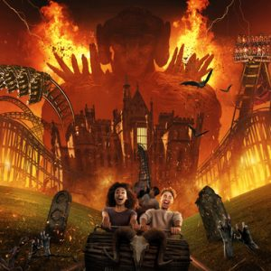Alton Towers Resort: Scarefest