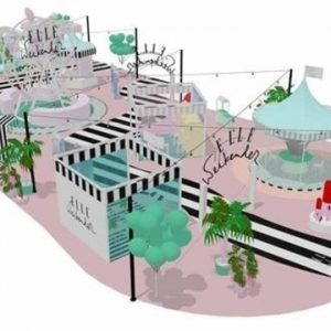 A FESTIVAL OF BEAUTY: ELLE WEEKENDER'S BEAUTY FAIRGROUND