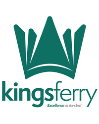 The Kings Ferry logo