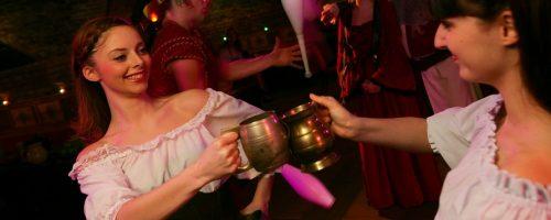 Oktoberfest arrives at The Medieval Banquet
