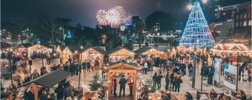 Christmas Tree Wonderland returns to Bournemouth