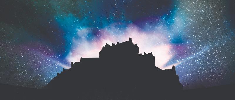 Castle of Light Edinburgh