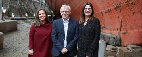 Brunel's SS Great Britain welcomes new appointments to drive expansion